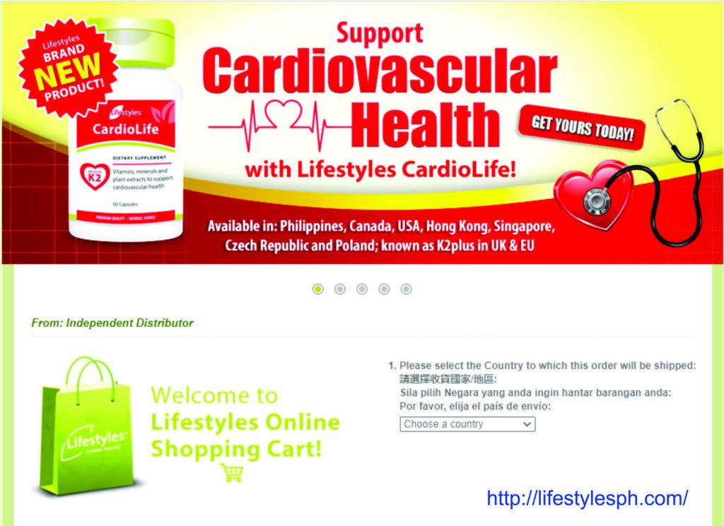 Intra Lifestyles Cardiolife