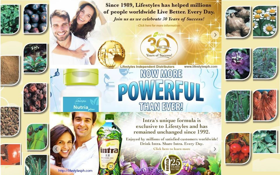 Powerful Food Supplements